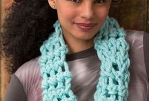 Crochet Scarf and Cowl Patterns