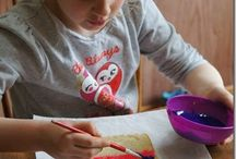 Children cooking activities