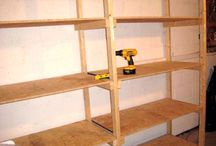 DIY Garage and Storage / Do It Yourself Garage and Storage.  Items you can make to keep your items organized and house clean.  With items from garage racks, to custom wooden boxes, to hanging shelving, DIY Garage and Storage has everything you need to keep your home up to date on the latest trends with Shabby Chic, Rustic and Farmhouse styling.