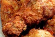 amazing fried chicken