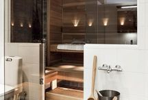home sauna room