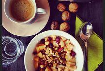 Mein Frühstück  / Hier gibt es mein tägliches Frühstück zu sehen