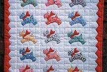 Quilts ~ Scottie Dogs