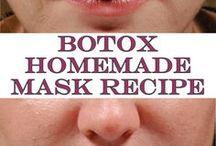 botox mask