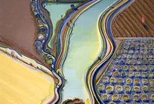 Art | Landscapes from above