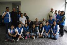 IDDSMM-Perú / actividad de la iglesia de dios sociedad misionera mundial en Perú