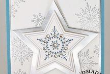 DIY Cards - Star Framelits
