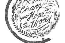 • Word! • / by Brenda Janmohamed