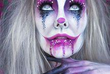 SFX makeup inspiration