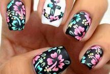 Beautiful Nails .