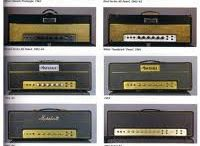 Amps / guitar amplifiers