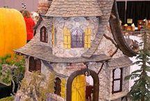 Petit Maisons  Mignature