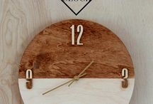 Wall clock ideas / Wall clock, saatler, настенные часы