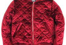 Куртки стеганые