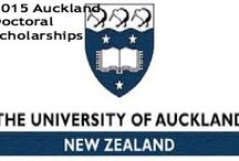 2015 Auckland Doctoral Scholarships & Other Top scholarships / scholarshipsbar.com is an updated listing of scholarships for people who seek financial help to pursue higher studies at college, university level, and for those who like to participate in training program and to those who who like to conduct research either in their country or abroad