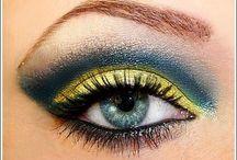 Starry Night Makeup