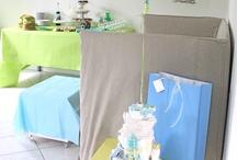 Baby shower: it's a boy