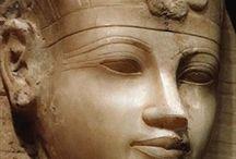 Egypt-Queen Tiye&Amentuhotep