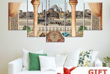 Hajj & Umrah / The most useful Hajj - Umrah Items such as Ihram, Zamzam set, Prayer mat, tasbih, gift & travels bags,.....