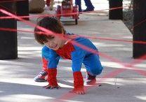 Superhero children party ideas