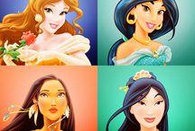 Disney princezna