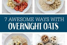 overnight oat recipe