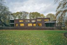 Lange House - Mies Van der Rohe