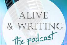 Alive & Writing Blog Posts