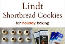 Holiday Baking / Christmas cookies, brownies, cakes and any holiday baking recipes you can imagine.