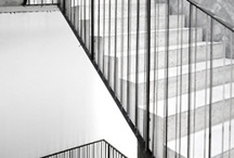 Stairs and Handrail / art of elevation