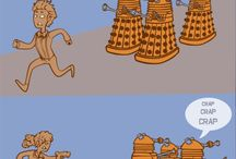 Doctor Who, Daleks and doom