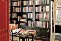 bookcase envy / by Danielle Lynch