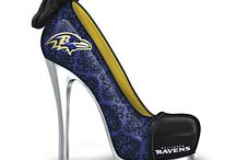 RAVENS:  Powered by Purple Pride / Welcome to The Hamilton Collection's Baltimore Ravens board! / by The Hamilton Collection