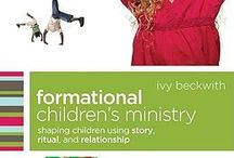 Digging Deeper:  Books on Children's Ministry