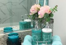 Decoração casa de banho