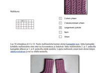 Käsityö / sukat