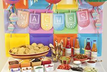 Cinco de Mayo Party Ideas / by Cristy Mishkula @ Pretty My Party
