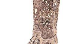казаки / женская обувь