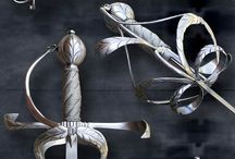 D&R: Weaponry / My armory and inspiration board for weapons in the Dragonics & Runics series of new adult fantasy novels