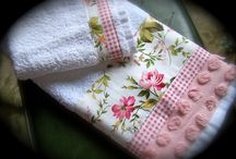 Скатерти и полотенца своими руками