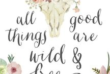 Boho Quotes - Seaside Boutique