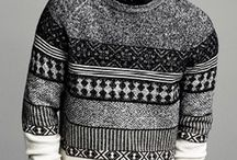 sweaters & everything knitted