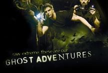 Ghost Adventures / by Nikki Basil