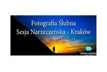SESJE NARZECZEŃSKIE KRAKÓW, WIELICZKA, ZAKOPANE / Sesje zaręczynowe i zdjęcia narzeczeńskie Kraków, Wieliczka, Bochnia, Zakopane. Fotograf ślubny Tomasz Dziedzic