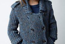 Жакет-пальто на девочку