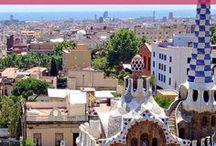 Barcelona e Lisboa viagem