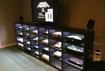 Game Rooms - Grown-ups / Form and function make your game room the best spot in the house!