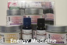 Energy Medicine Products -- Increase your life force energy! / The Transition line of products are designed to enhance, balance & align life force energy. The Chakra system as well as our mental, emotional, physical, spiritual & life force energy bodies open to the amazing balance of life