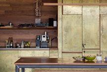 Interior kitchens