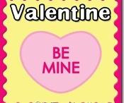 Valentine's Day and hearts Preschool Ideas